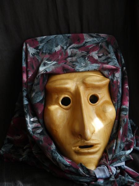 Grupp Masken
